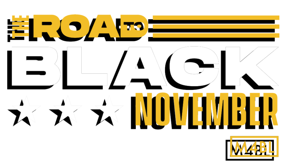 The Road to Black November banner image