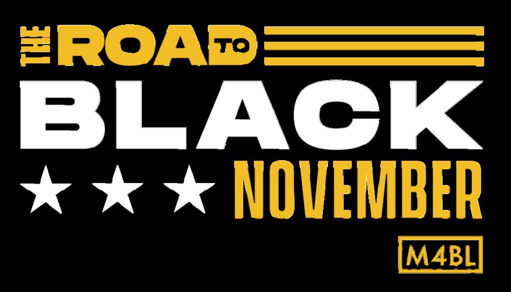 The Road to Black November banner image